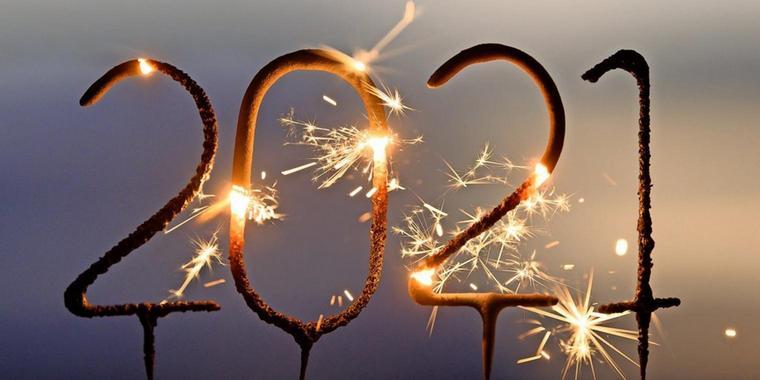 Ein gesundes neues Jahr
