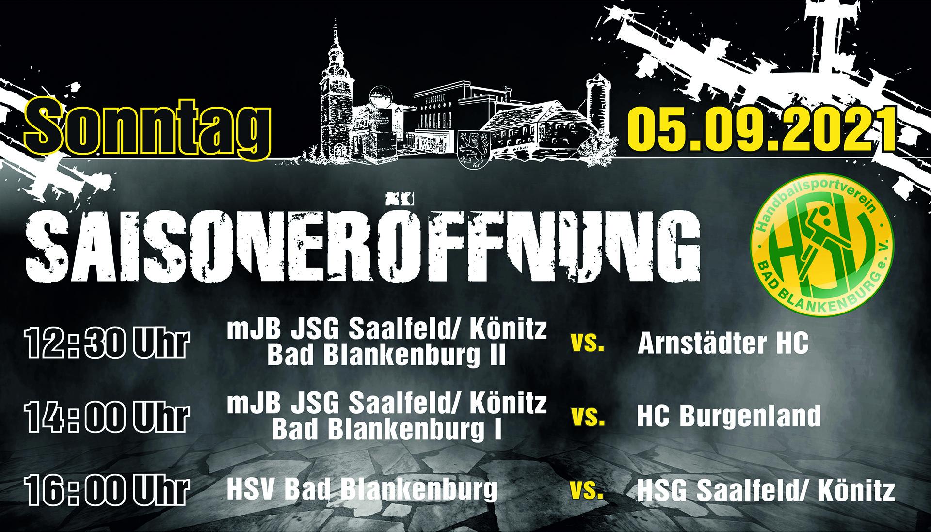 Read more about the article Handball pur zur Saisoneröffnung für Jung und Alt