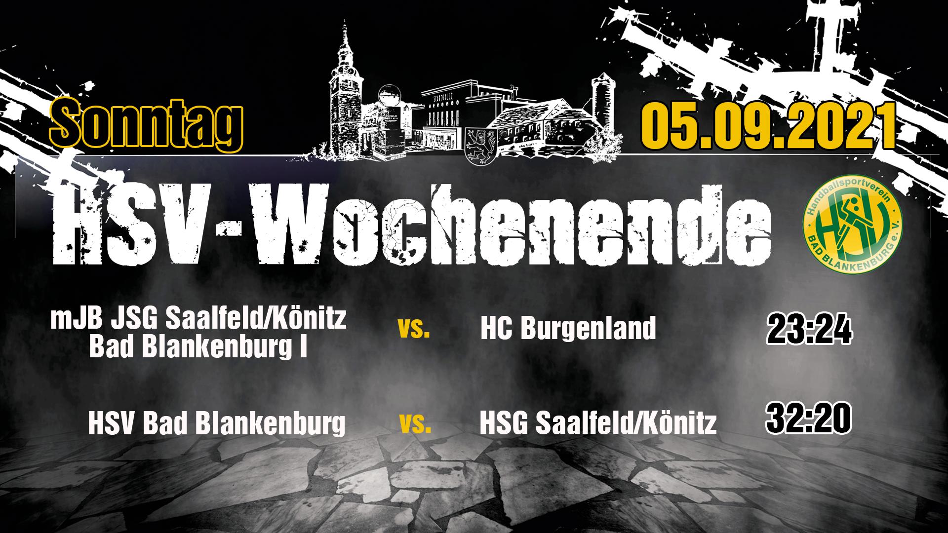 Read more about the article HSV Bad Blankenburg eröffnet mit gelungenen Generalproben das Handballjahr
