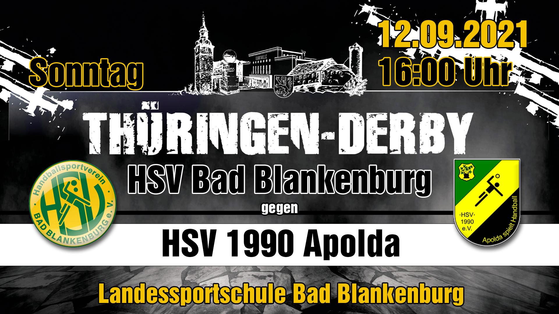Read more about the article Saison beginnt mit Thüringen-Derby